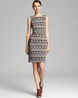 Trina Turk  - Dress - Mirren Zigzag