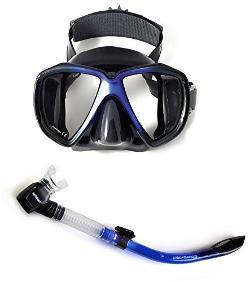 Seasoft  - Visionmaster Mask Snorkel Combo Pak