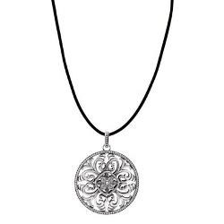 DGC Signature - Filigree Design Heart Necklace
