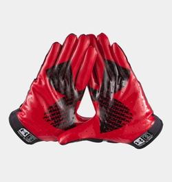 Under Armour - UA F4 Football Gloves