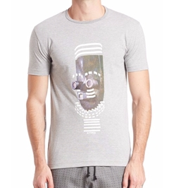 SaintPaul - Holy Mask Cotton Tee Shirt
