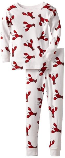 New Jammies - Lobsters Organic Pajamas