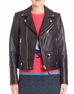 Coach 1941 - Icon Leather Moto Jacket