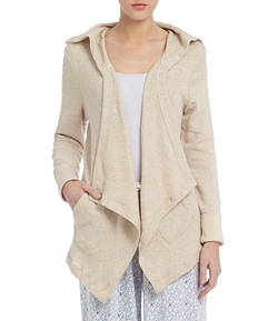 Sleep Sense - Heather Hooded Cardigan