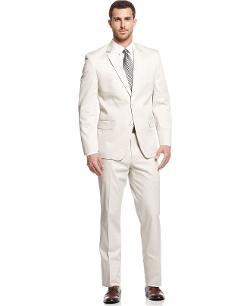 Michael Kors  - Cotton Suit