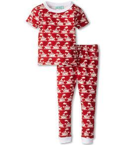 BedHead  - Kids Short Sleeve Snug PJ