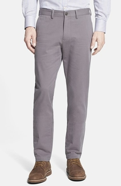 Nordstrom  - Washed Slim Fit Chino Pants