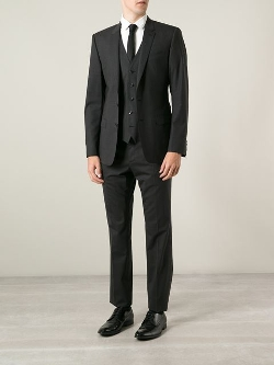 Dolce & Gabbana - Classic Three-Piece Suit