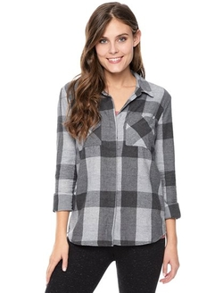 Splendid - Wildwood Plaid Shirt