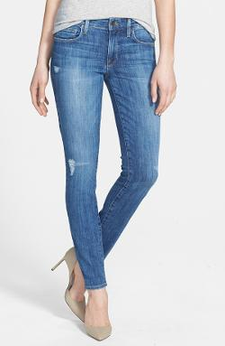 Genetic - Stem Mid Rise Skinny Jeans