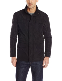 Kenneth Cole Reaction - Light Weight Anorak Jacket
