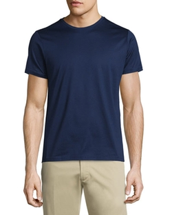 Moncler - Short-Sleeve Crewneck T-Shirt