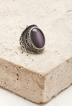 Forever21 - Faux Stone Cocktail Ring