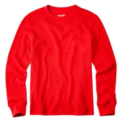 Arizona - Long-Sleeve Solid Thermal Tee Shirt