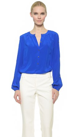 Tamara Mellon - New Peasant Blouse