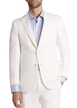 Saks Fifth Avenue Collection  - Samuelsohn Solid Sportcoat