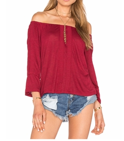 Sanctuary - Bella Off The Shoulder Top