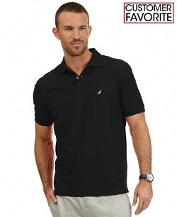 Nautica - Short Sleeve Polo Shirt