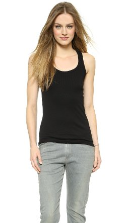 Nili Lotan  - Racer Back Tank Top