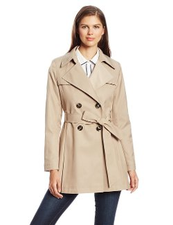 Via Spiga - Double Breasted Trench Coat