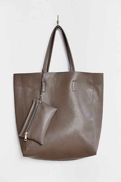 Urban Outfitters - Simple + Modern Vegan Tote Bag