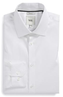 W.R.K - Stretch Twill Dress Shirt