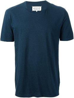 Maison Martin Margiela - Code Slip Print T-shirt