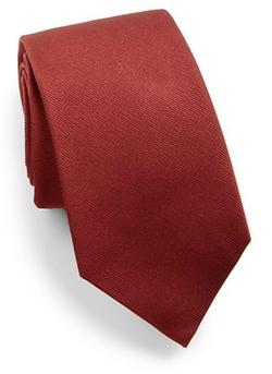 Eton of Sweden - Solid SIlk Tie