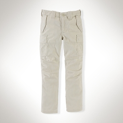 Ralph Lauren - Canvas Cargo Pant