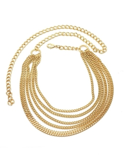 Nyfashion101 - Trendy Belly Chain Belt