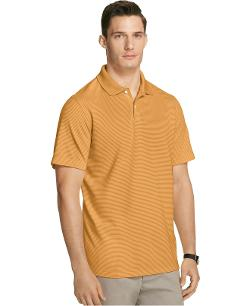 Van Heusen  - Striped Ottoman Polo