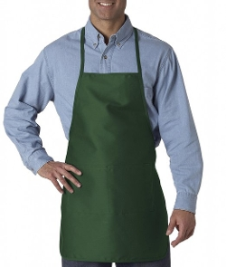 Ultraclub - Large Two-Pocket Apron
