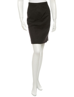 Narciso Rodriguez - Wool Blend Skirt