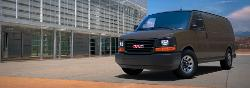 GMC - Savana Cargo Full Size Van