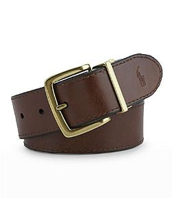 Polo Ralph Lauren  - Casual Reversible Leather Belt