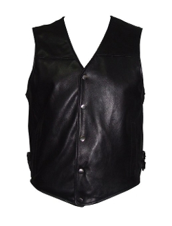 Paccilo  - Soft Lambskin Leather Vest
