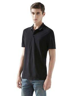 Gucci  - Cotton Pique Polo Shirt