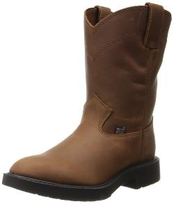 Justin Boots - Kids Justin Juniors Work Boots