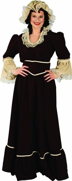 Alexanders Costumes  - Colonial Woman