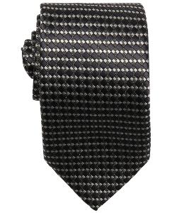 Ermenegildo Zegna - Diamond Print Silk Tie