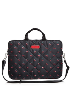 Marc By Marc Jacobs - Crosby Quilt Nylon Computer Case