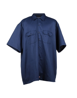 Dickies  - Short Sleeve Button Shirt