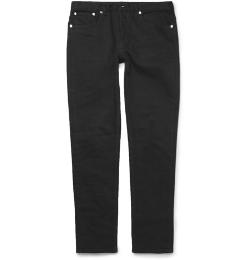 A.P.C.  - Slim-Fit Dry Selvedge Denim Jeans