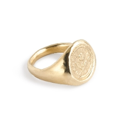 James Colarusso - Forget-Me-Not Ring