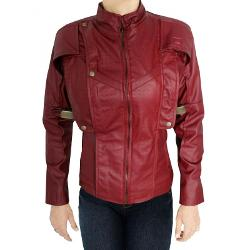 Desert Leather - Guardians of the Galaxy Chris Pratt Jacket