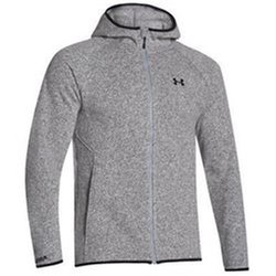 Under Armour - Forest Full Zip Fleece Hoodie