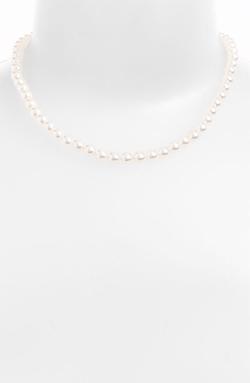 Mikimoto - Akoya Pearl Choker Necklace