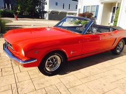 Ford - 1965 Mustang Convertible