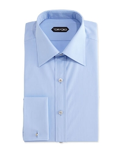 Tom Ford - Classic French-Cuff Dress Shirt
