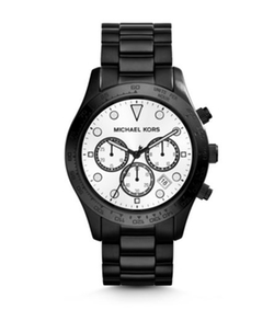 Michael Kors - Layton Black Watch